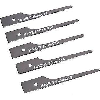 Hazet 9034-018/5 Jigsaw bladset 1 st