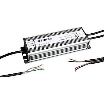 Dehner Elektronik LED 12V150W-MM-IP67 LED transformer Constant voltage 150 W 12.5 A 12 V DC Approved for use on furniture