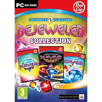 Bejeweled collectie (PC DVD)-fabriek verzegeld