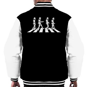 Originele Stormtrooper Abbey Road mannen Varsity Jacket