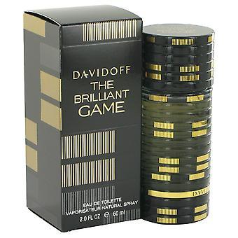 Davidoff The Brilliant Game Eau de Toilette 100ml EDT Spray