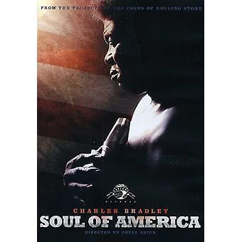 Charles Bradley - Charles Bradley: Soul of America [DVD] USA import