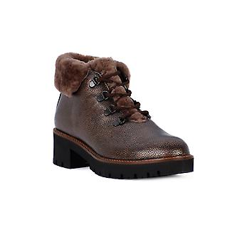 Callahan natural gold boots/booties