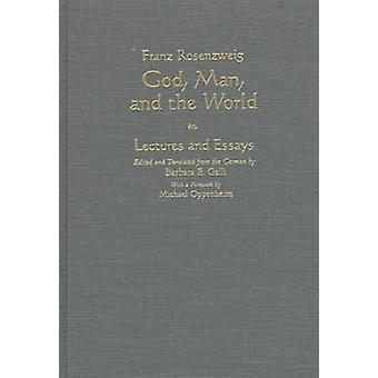 Bóg - człowiek i świat - wykłady i eseje Franz Rosenzweig przez B