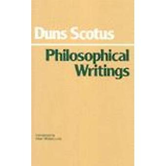 Ockham - Philosophical Writings - A Selection by John Duns Scotus - 978
