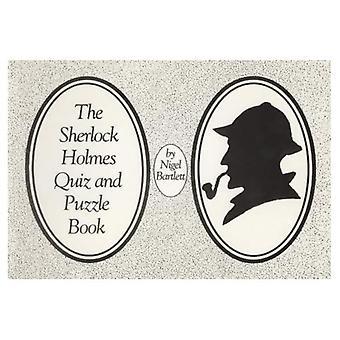 Libro Puzzle e Quiz di Sherlock Holmes