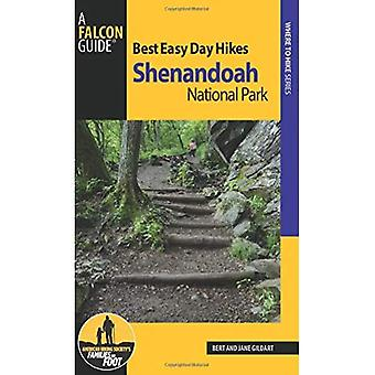Best Easy Day Hikes Shenandoah National Park (Best Easy Day Hikes Series)