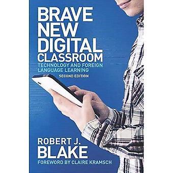 Tapfere neue digitales Klassenzimmer: Technologie und Erlernen einer Fremdsprache
