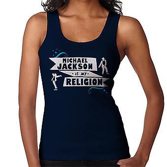 Michael Jackson é colete minha religião feminina