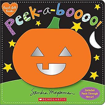 Peek-a-Boooo! En innerlig bok [styrelse bok]