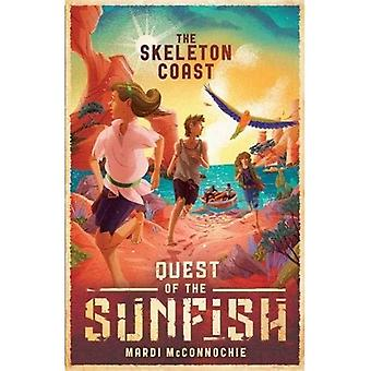 The Skeleton Coast: Quest of the Sunfish 3 (Quest of the Sunfish)