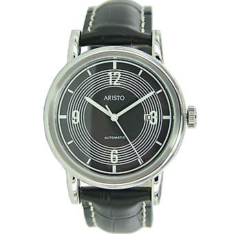 Aristo men's watch automatic watch stainless steel Aristo SL 4H190SL