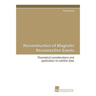 Reconstruction of Magnetic Reconnection Events by Penz & Thomas