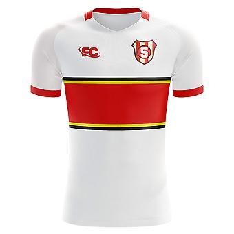 2019-2020 Stuttgart Fans Culture Home Concept Shirt