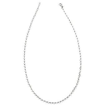 Beginnings Fine Disc Necklace - Silver