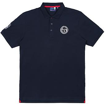 Sergio Tacchini men's polo shirt Croquis