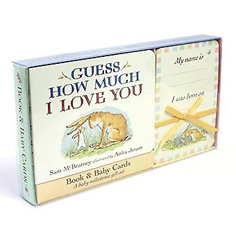 Guess How Much I Love You - Baby Milestone Moments - Board Book and Car