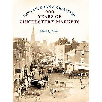Market of Chichester by Alan H. J. Green - 9781860776991 Book