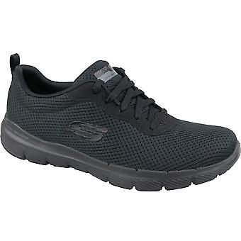 Skechers Flex Appeal 3.0 13070-BBK Womens sneakers