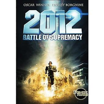 2012 Battle for Supremacy [DVD] USA import
