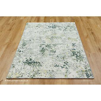 Tibesti groene mix tapijt