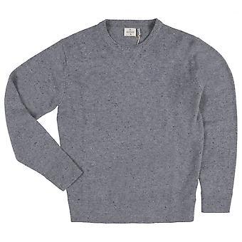 Hartford crew hals Pullover, grijs