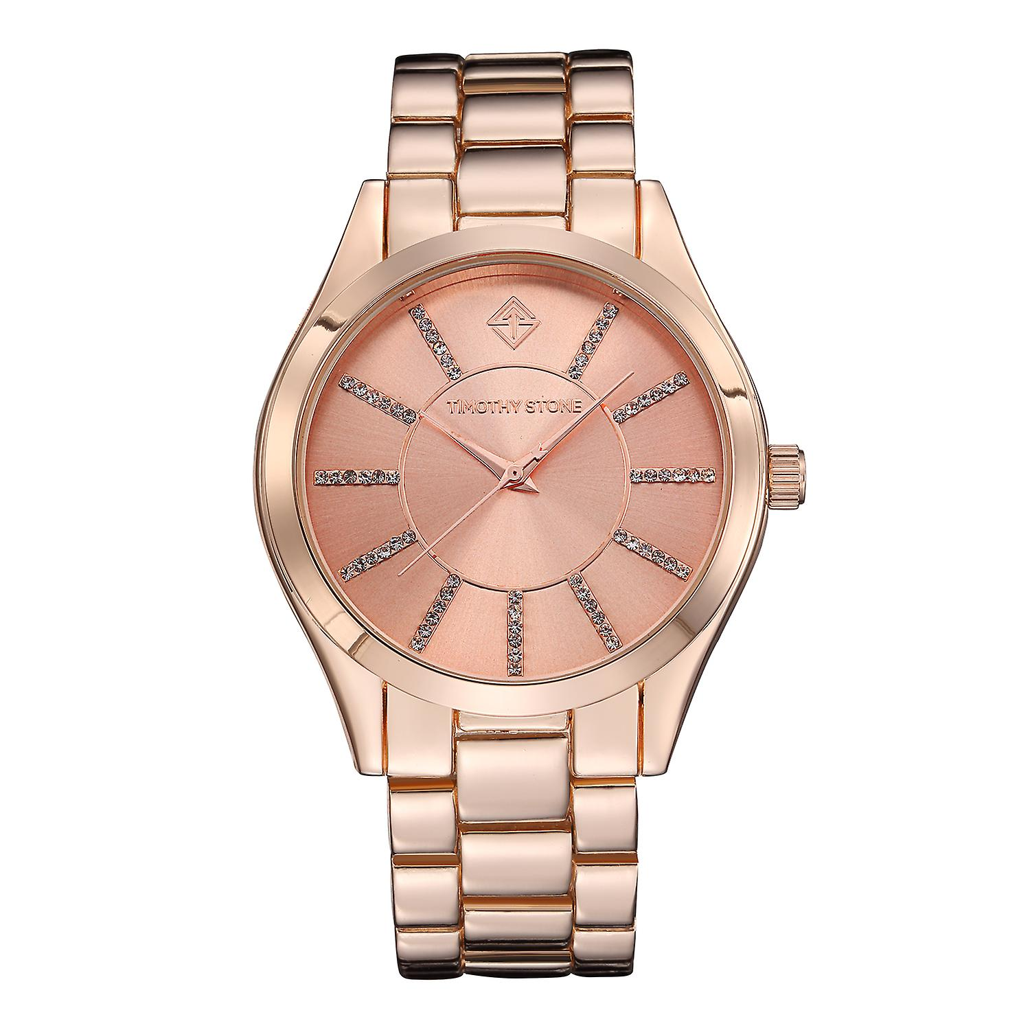 Timothy Stone Women's CHARME-STAINLESS Rose Gold-Tone Watch