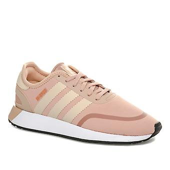 Billig Adidas Stan Smith Damesko Taktil Rose Raw Pink
