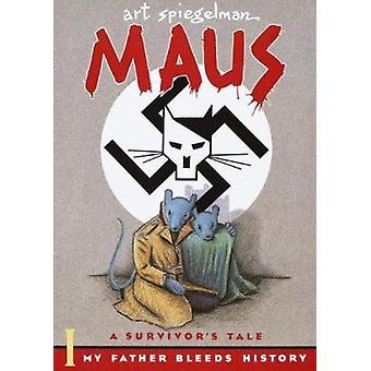 Maus - A Survivor's Tale - My Father Bleeds History - 1 by Art Spiegelma