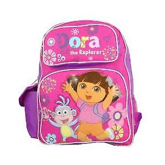 Backpack - Dora the Explorer - Jump with Boots Large Bag New 618698