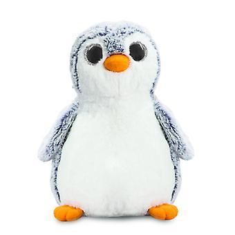 Aurora pompom pingvin 9 tum plysch mjuk leksak