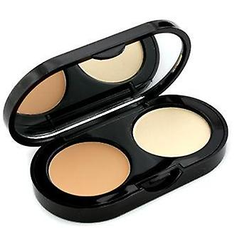 Bobbi Brown New Creamy Concealer Kit - Beige Creamy Concealer + Pale Yellow Sheer Finish Pressed Powder - 3.1g/0.11oz