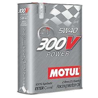 Motul 104242 Racing Engine Oil