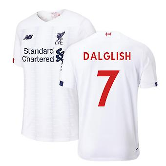 2019-2020 Liverpool Away Football Shirt (DALGLISH 7)