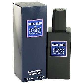 Bois Bleu Eau De Parfum Spray (Unisex) Von Robert Piguet 513440 100 ml