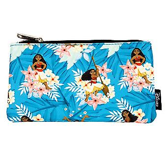 Pencil Case - Disney - Moana Islan Print wdcb0547