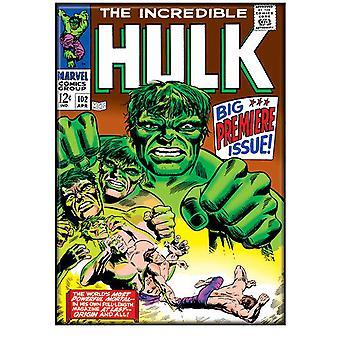 Incredible Hulk #102 Cover Magnet