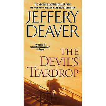 The Devil's Teardrop by Jeffery Deaver - 9781439195116 Book