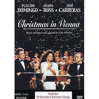 Weihnachten in Wien - Christmas in Vienna [DVD] USA import