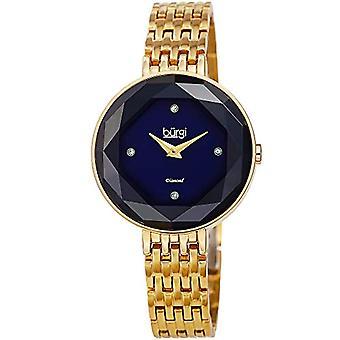 Burgi Clock Woman Ref. BUR253