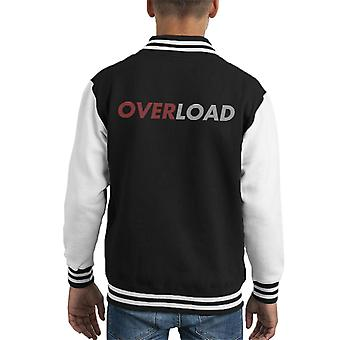 London Banter Overload Kid's Varsity Jacket
