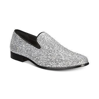 INC International Concepts Mens Triton Tissu Closed Toe Slip On Shoes (en anglais)