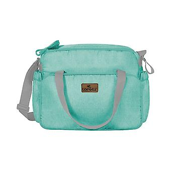 Lorelli changing bag with winding pad, inner compartments, outer compartments, shoulder strap