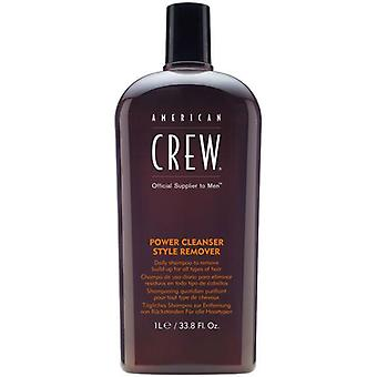 American crew power cleanser shampoo 1000ml