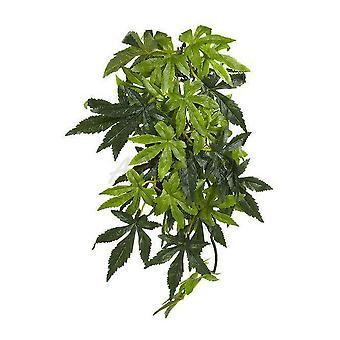 Exo Terra Terrarium jedwab Abuliton roślina
