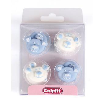 Culpitt Blue Baby Bär Zucker Rohre