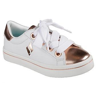 Skechers الفتيات مرحبا لايت الأحذية - أصابع الميداليات