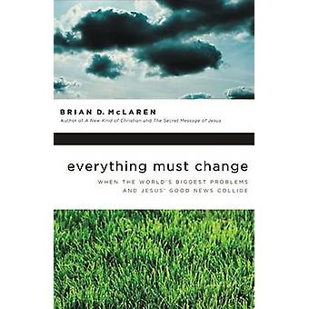 EVERYTHING MUST CHANGE T by McLaren & Brian