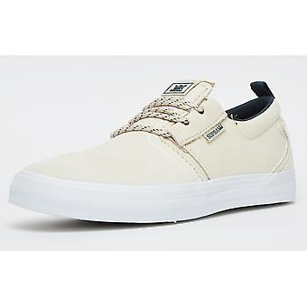 Supra Flow Bone / Navy / White