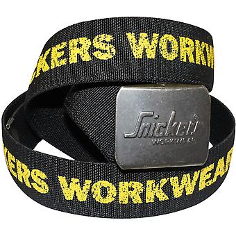 Snickers Mens Logo Adjustable Branded Work Belt